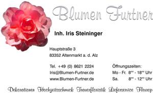 Blumen Furtner